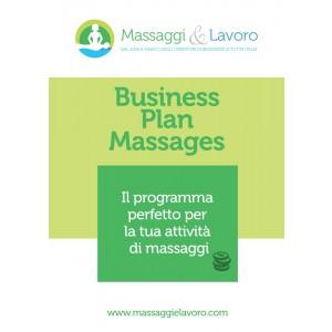 Ebook Business Plan Massages - Il programma perfetto per la tua attività di massaggi